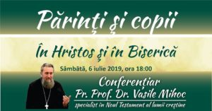 Conferința Sf. Spiridon, ediția a VIII-a | 6 iulie 2019