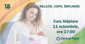 Curs Alăptare | 11 octombrie 2019