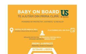 Conferință Baby on Board | 31 octombrie 2019