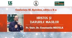 Conferința Sf. Spiridon – Ediția a X-a