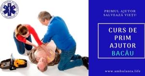 Curs de Prim Ajutor Premedical Bacău | 25 ianuarie 2020