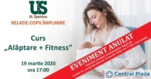 Curs Alăptare – 19 martie 2020